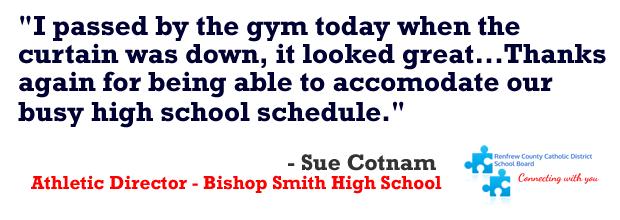 bishop-smith-high-school-testimonial