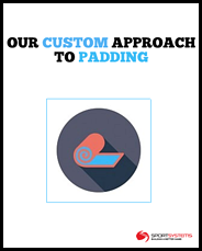 ebook-our custom approach to padding