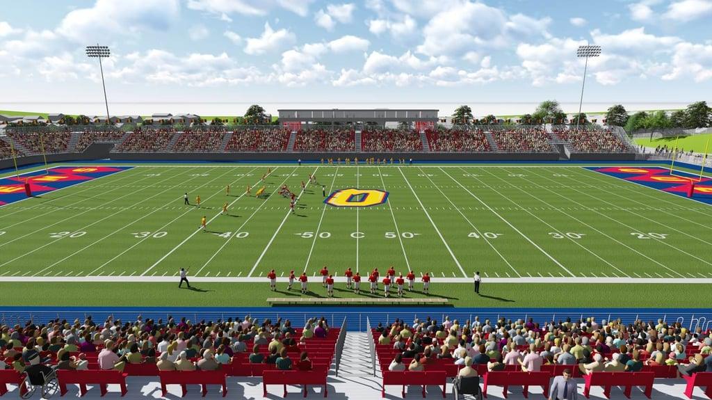 Richardson-stadium-queens-university-rendering