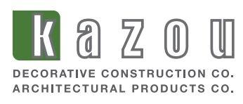 kazou-architectural-products-logo